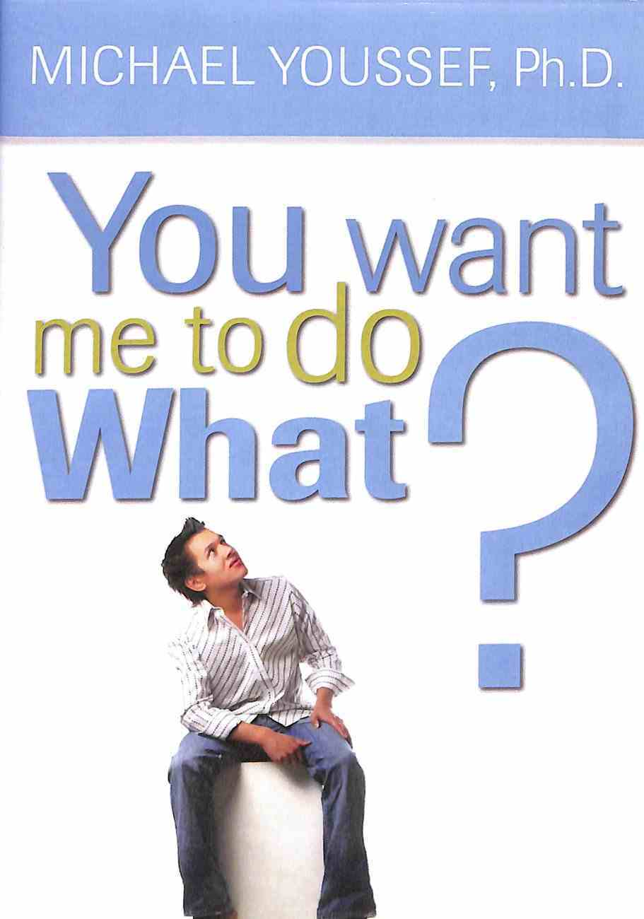You Want Me to Do What? (3 Dvd Set) DVD
