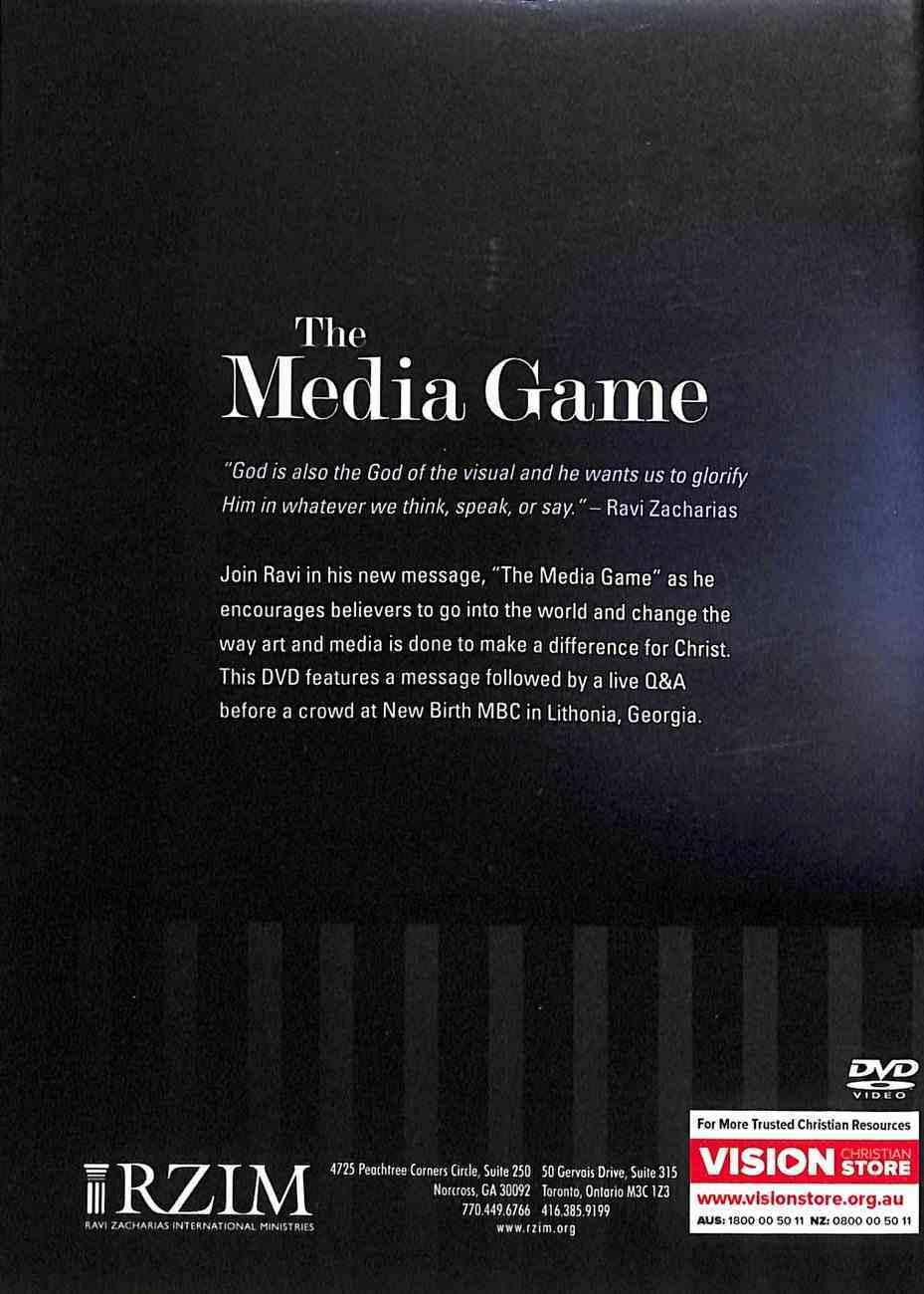 The Media Game DVD