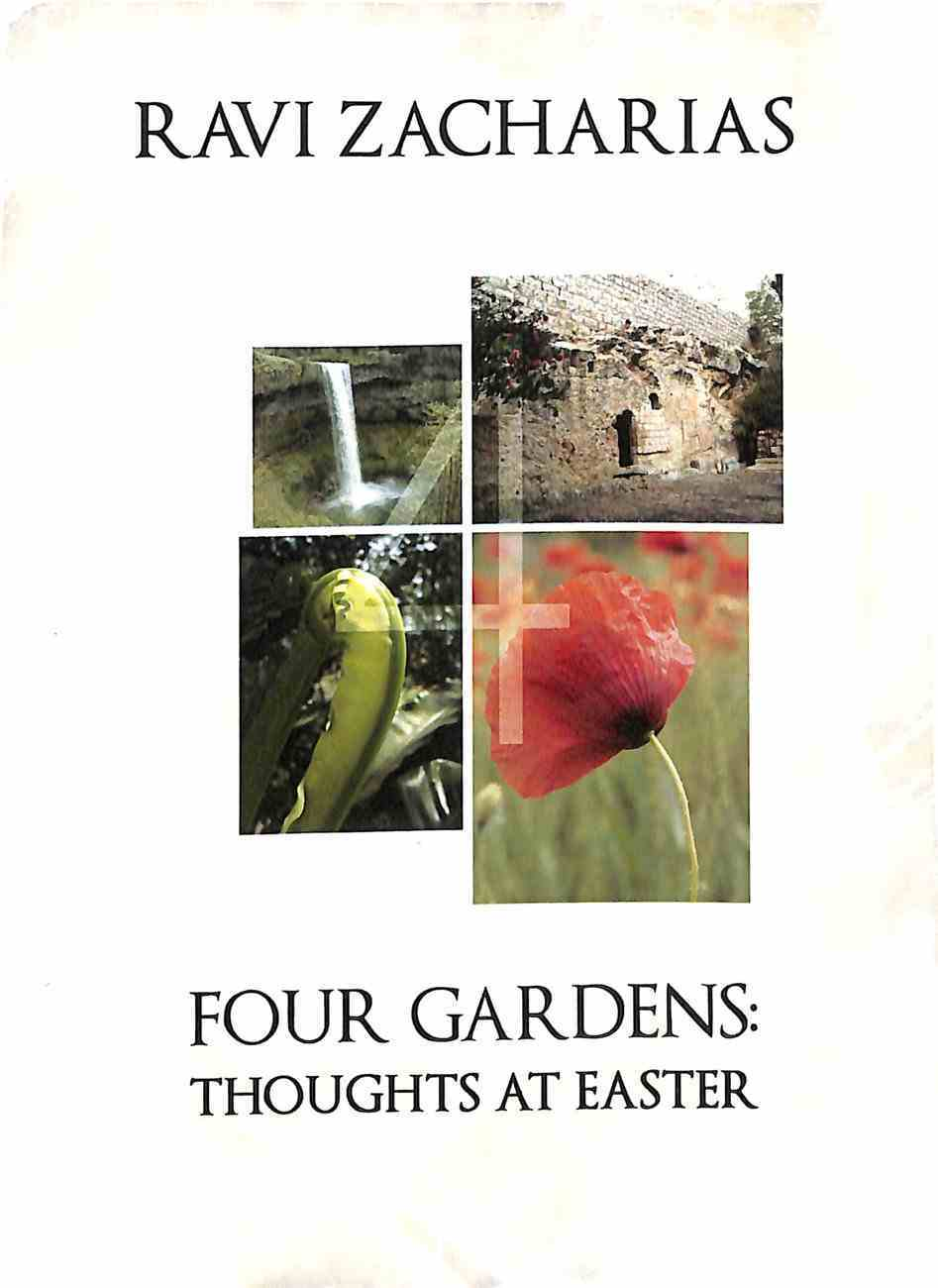 Four Gardens: Thoughts At Easter (22 Minutes) DVD