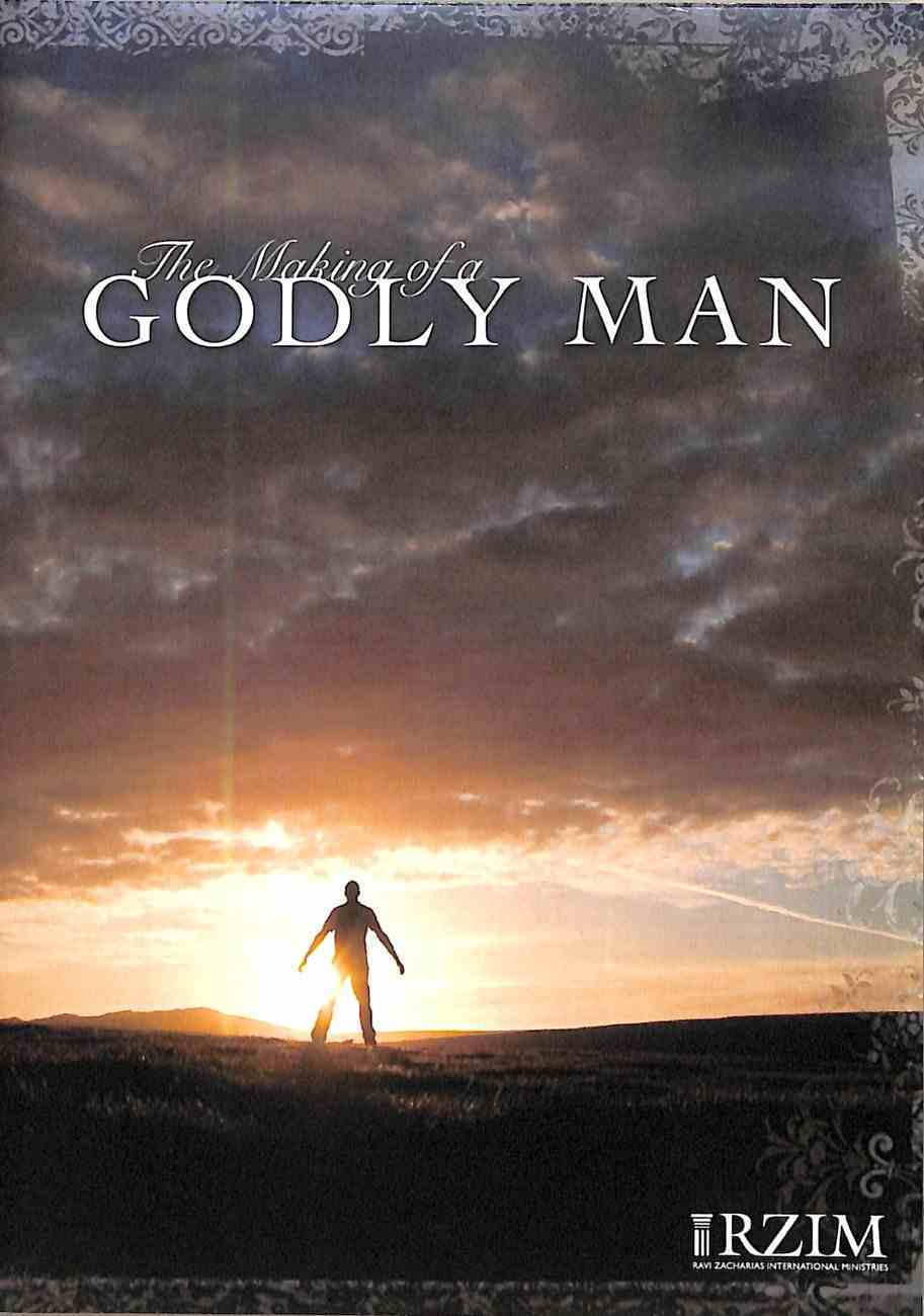 The Making of a Godly Man DVD