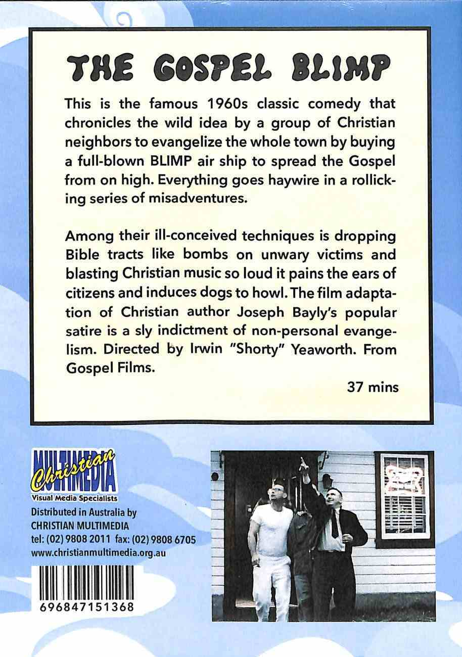 The Gospel Blimp DVD