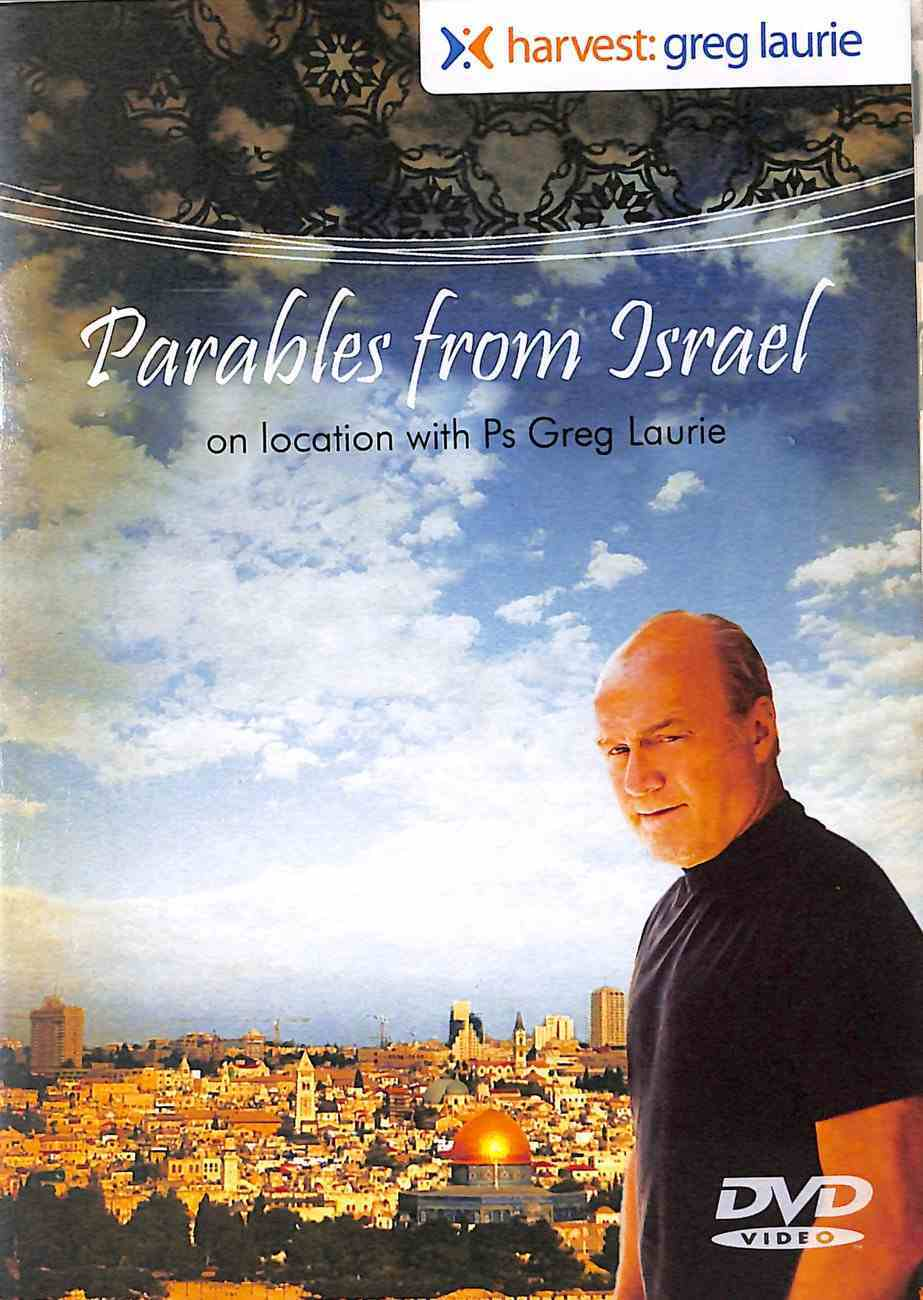 Parables From Israel DVD