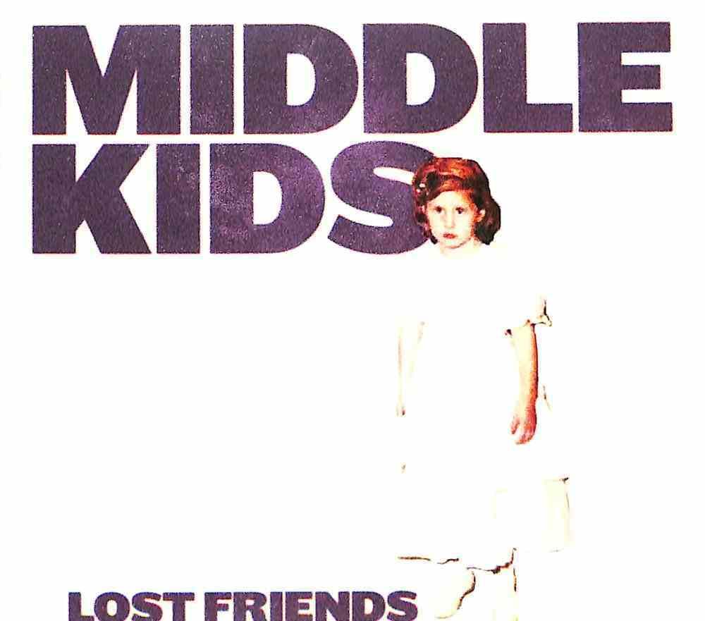 Lost Friends CD