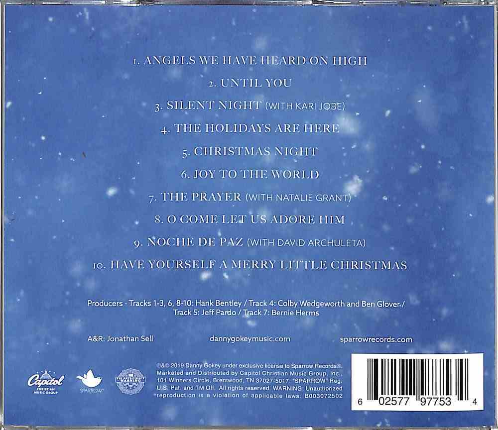 Greatest Gift: A Christmas Collection CD
