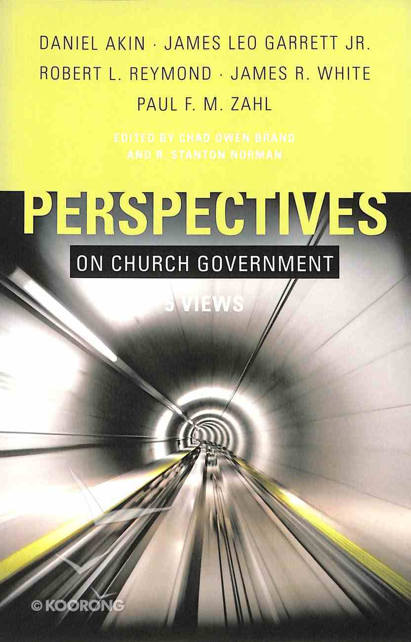 Five Views of Church Polity (Perspectives On Series) Paperback
