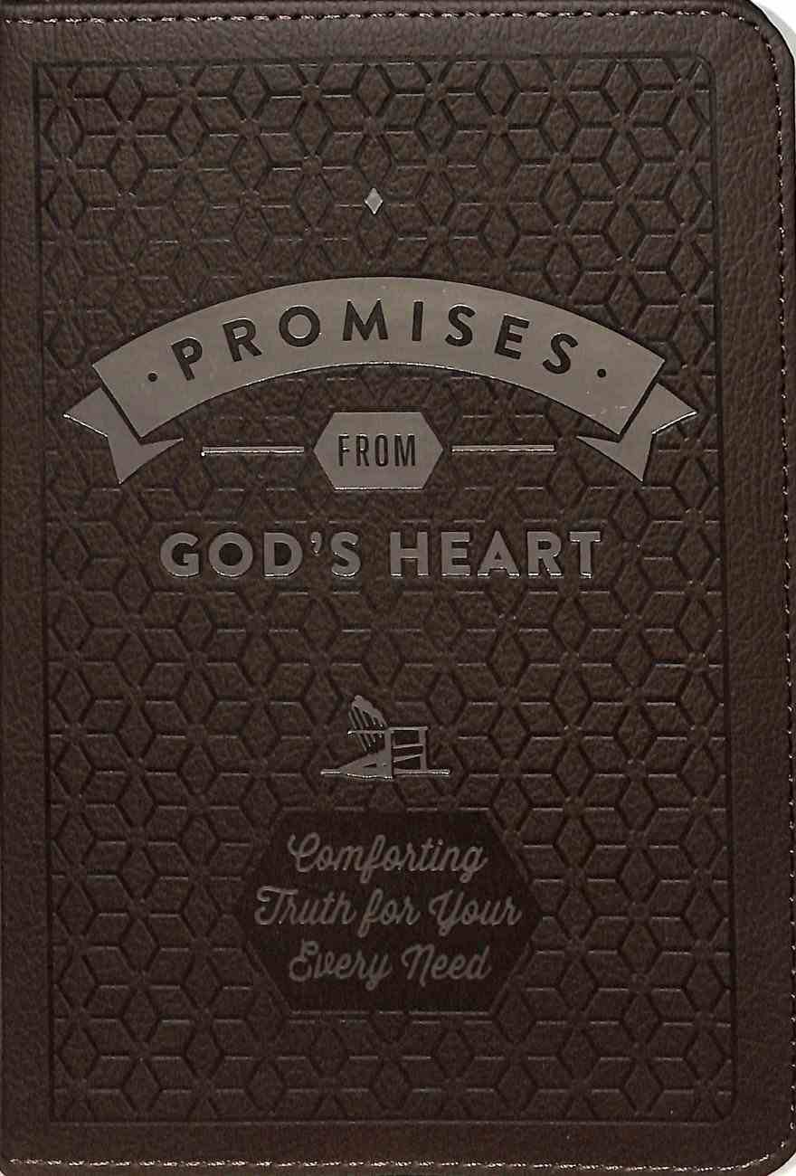 Promises From God's Heart: Comforting Truth For Your Every Need Imitation Leather