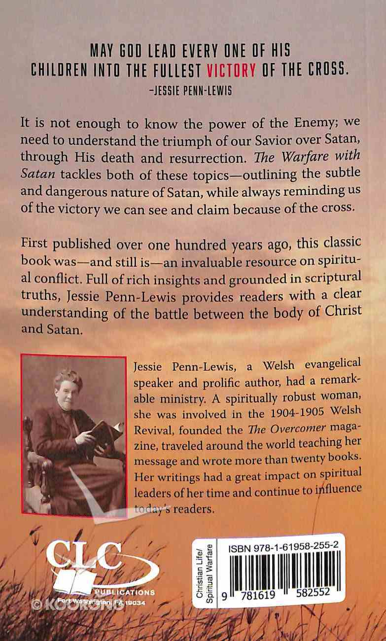The Warfare With Satan Mass Market