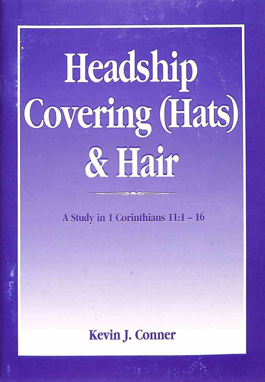Headship Covering and Hair Paperback