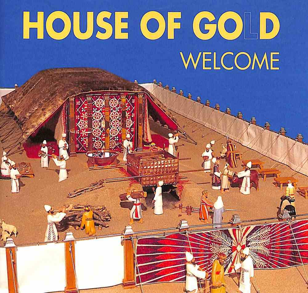 House of Gold: The Significance of the Tabernacle (5th Edition) Booklet