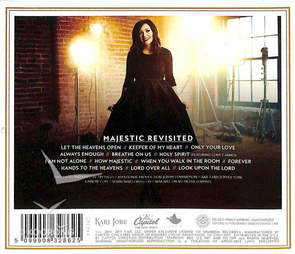 Majestic Revisited CD
