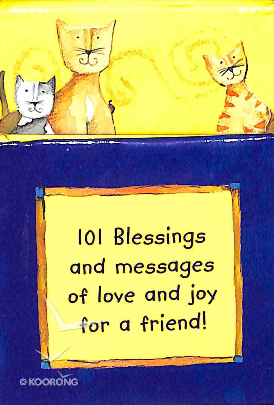 Box of Blessings: 101 Blessings For My Friend Box