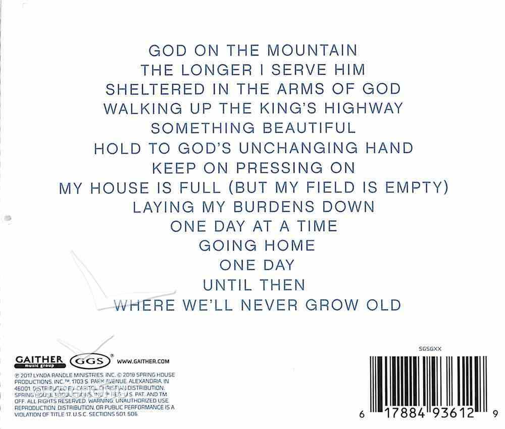 Lynda Randle: Homecoming Favorites & Songs of Inspiration (Vol 1) CD