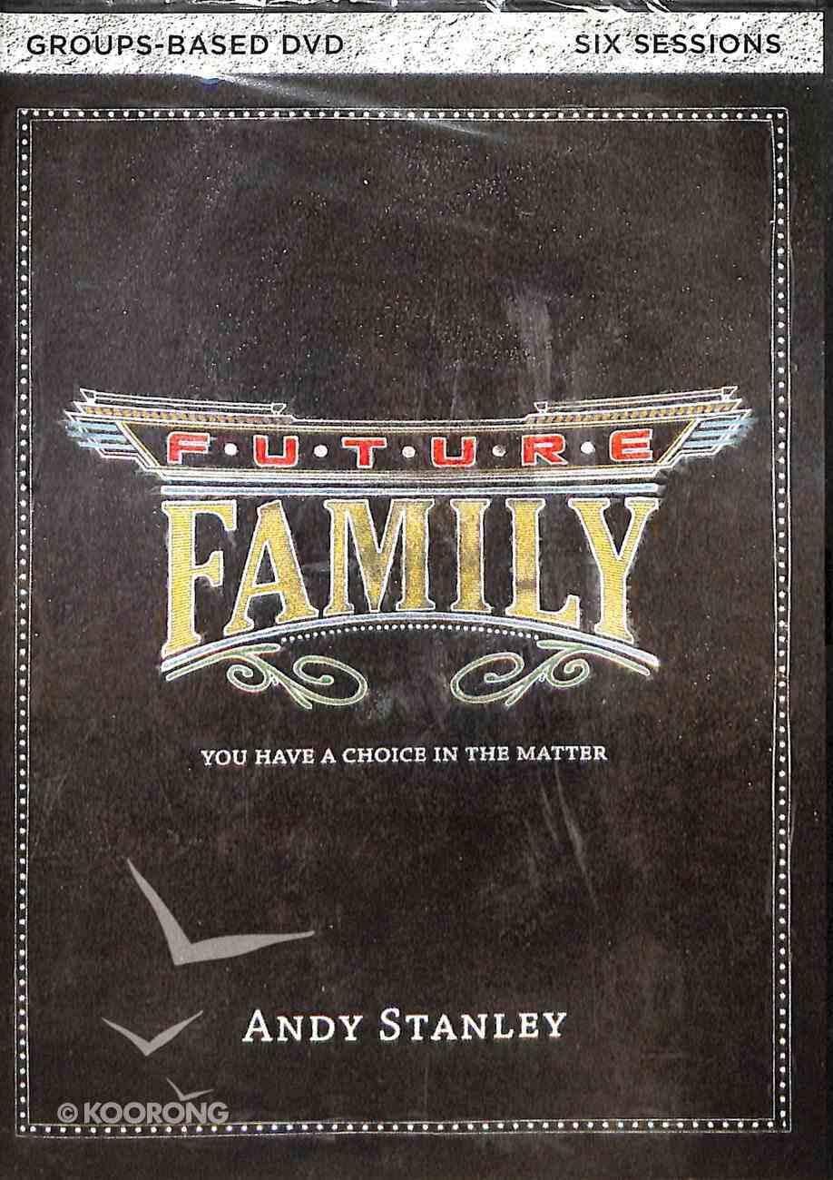 Future Family DVD