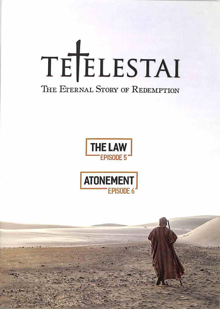 Tetelestai Episodes 5 & 6 (The Law & Atonement) DVD