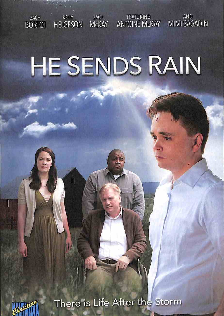 He Sends Rain DVD