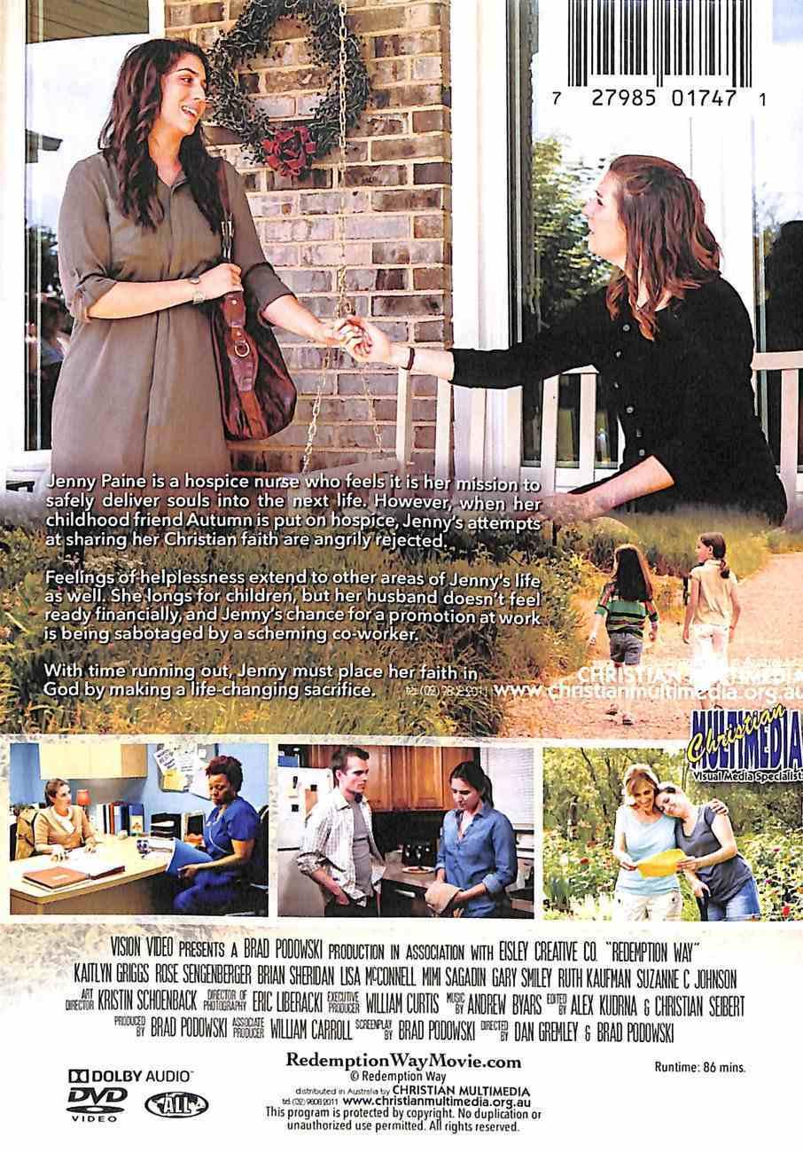 Redemption Way DVD