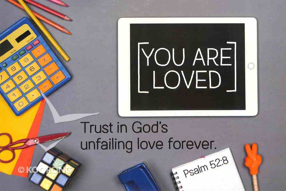 Poster Small: You Are Loved Poster