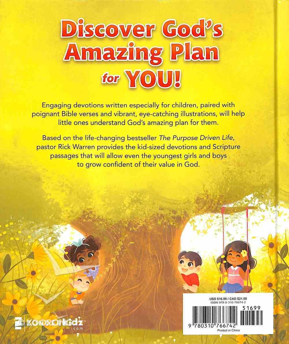 The Purpose Driven Life: 100 Devotions For Children Hardback