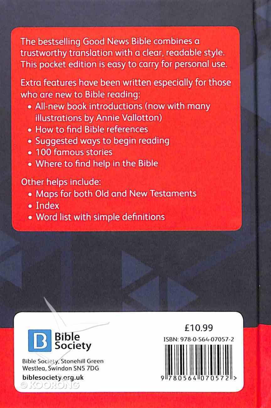 GNB Good News Bible Compact (Anglicised) Hardback