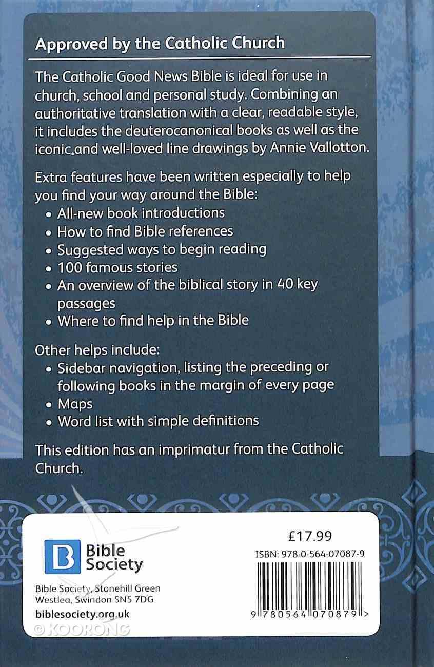 GNB Good News Bible Catholic Edition (Anglicised) Hardback