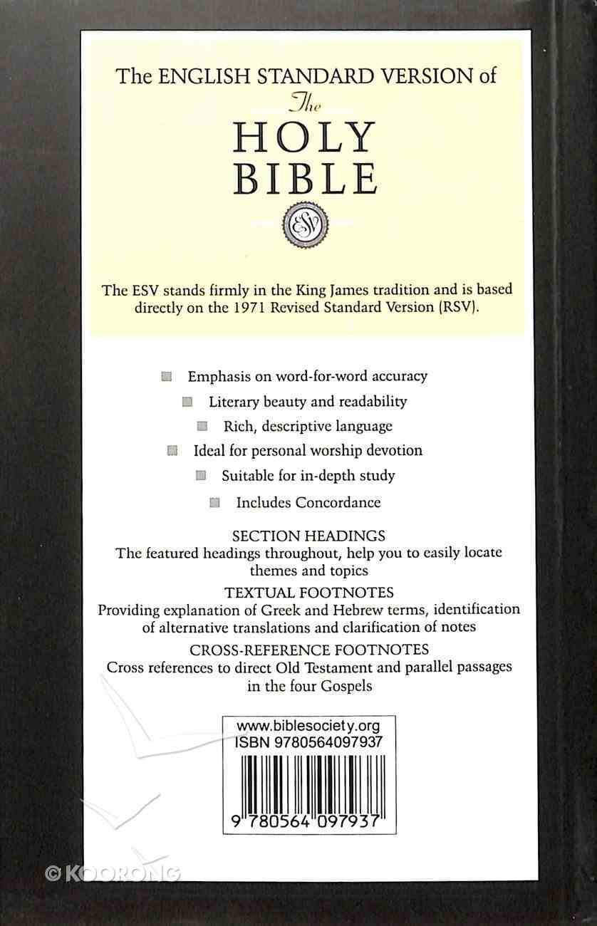 ESV the Holy Bible Paperback