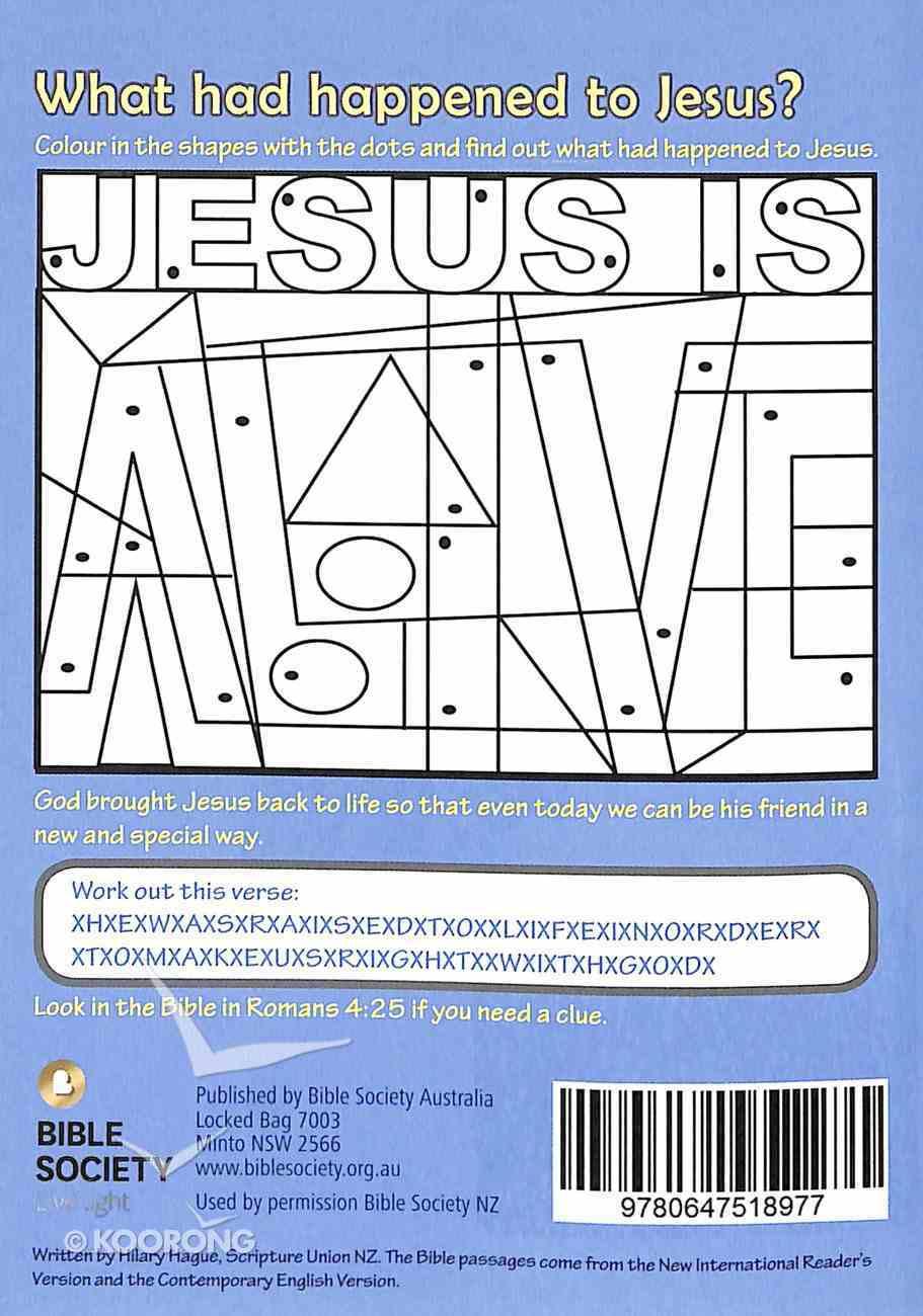 An Amazing Race - Children's Easter Leaflet (Cev) Booklet