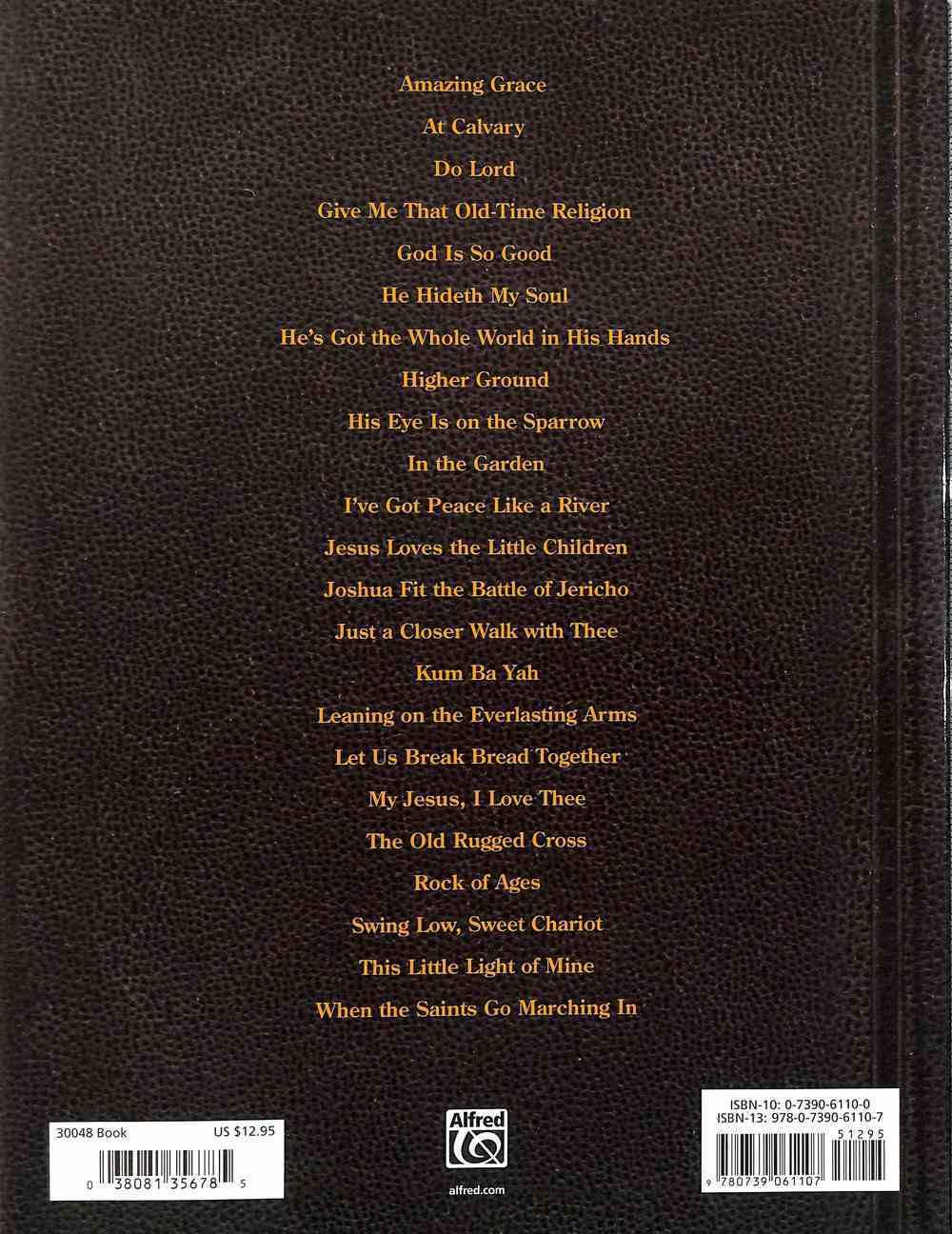 Pure & Simple Gospel (Music Book) Paperback