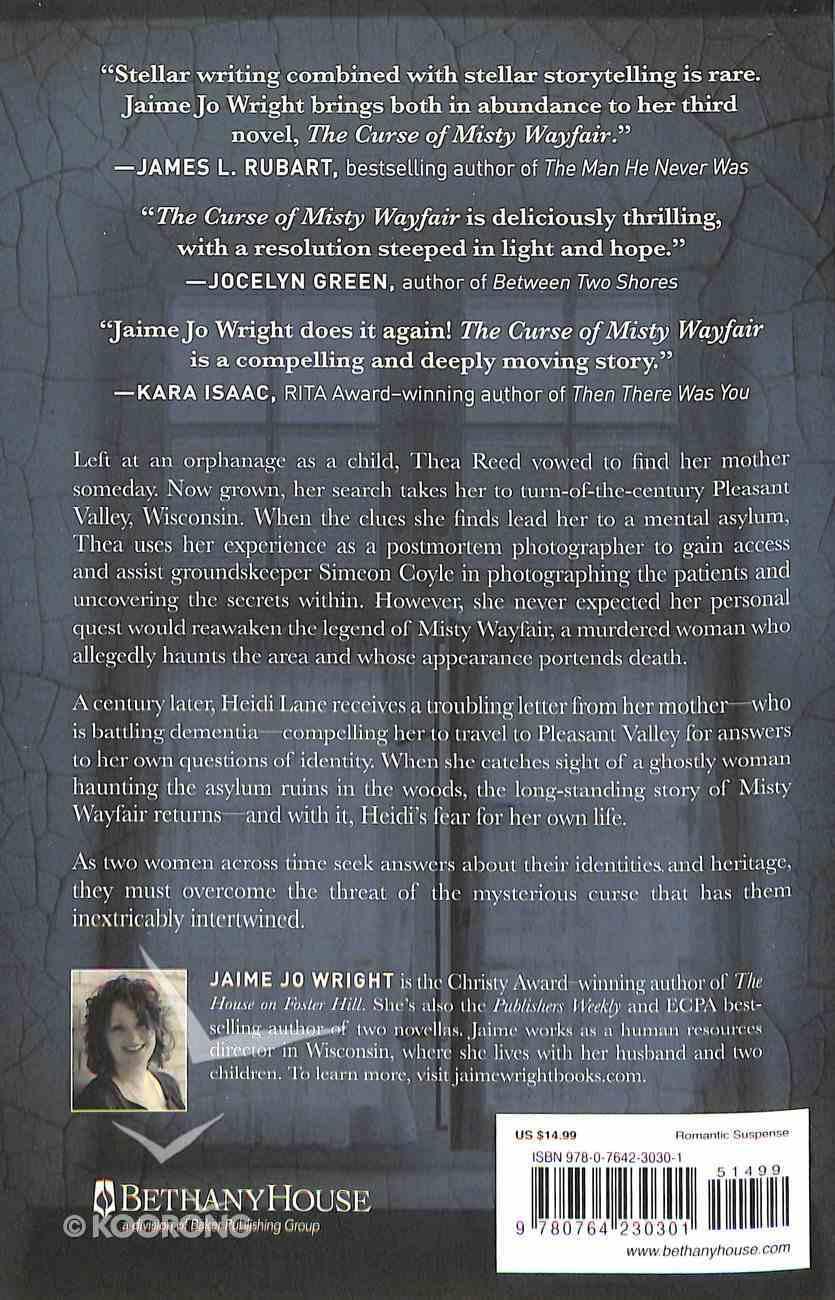 The Curse of Misty Wayfair Paperback