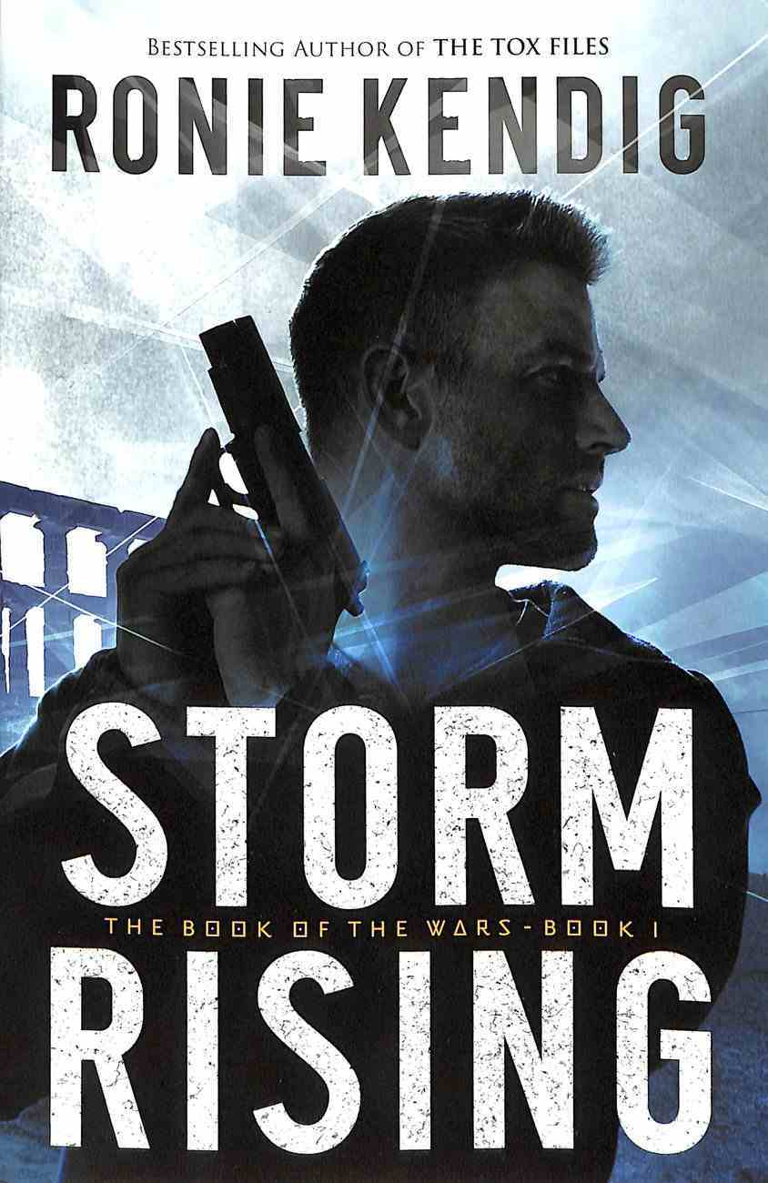 Storm Rising (#01 in The Book Of The Wars Series) Paperback