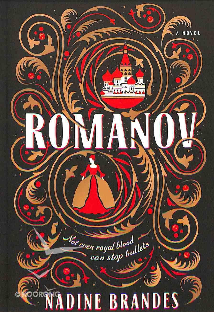 Romanov Hardback