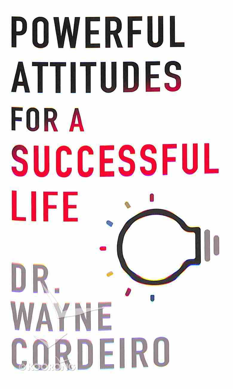 Powerful Attitudes For a Successful Life Mass Market