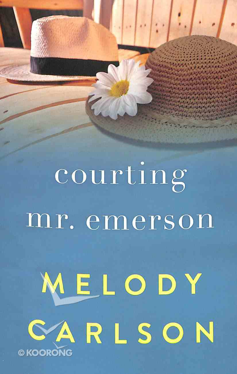 Courting Mr. Emerson Paperback