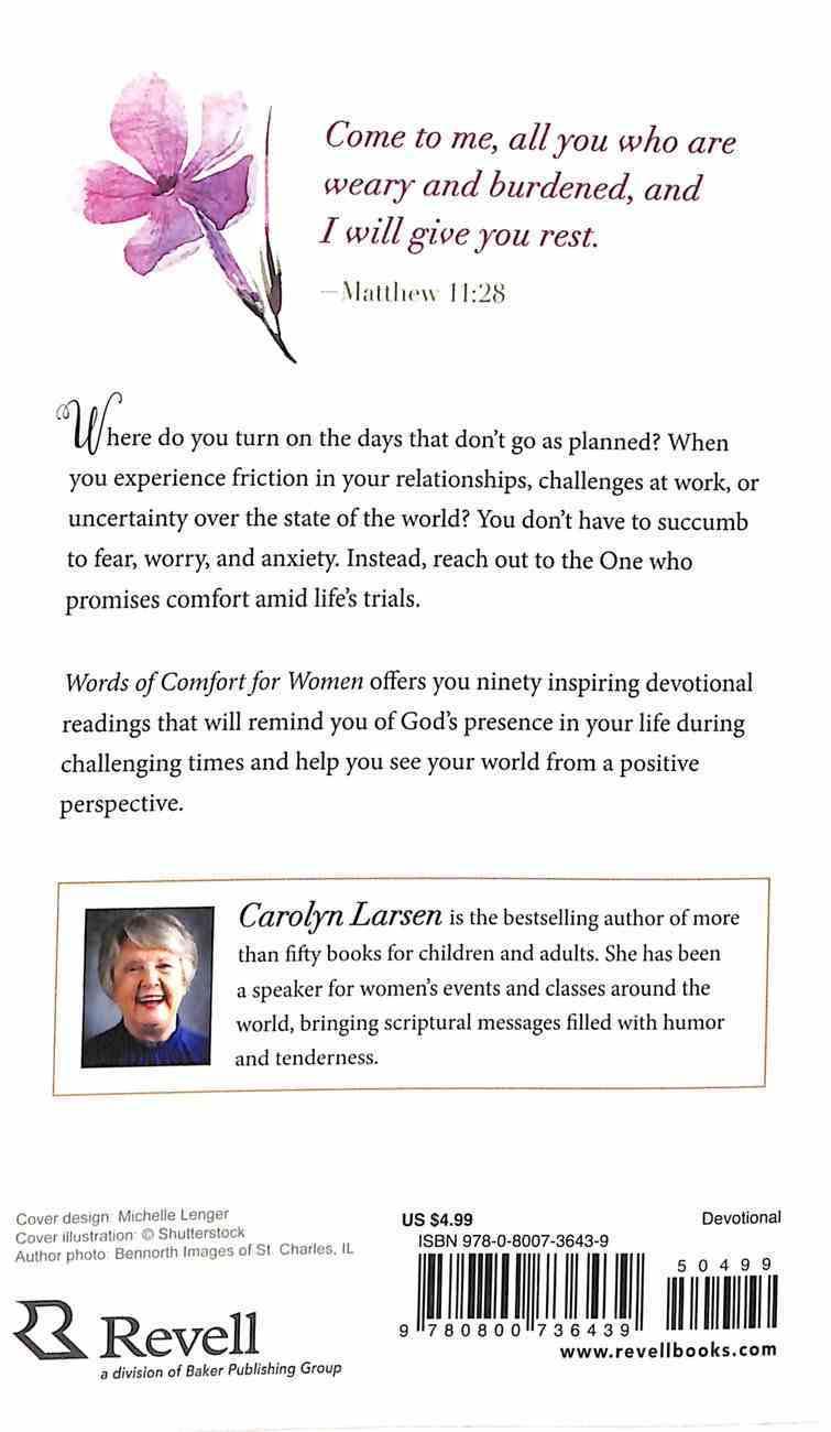 Words of Comfort For Women Mass Market