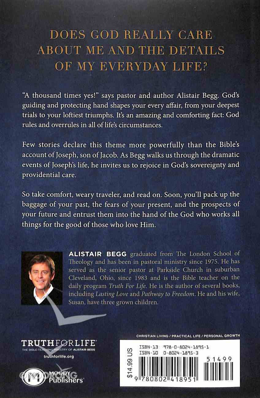 The Hand of God: Finding His Care in All Circumstances Paperback