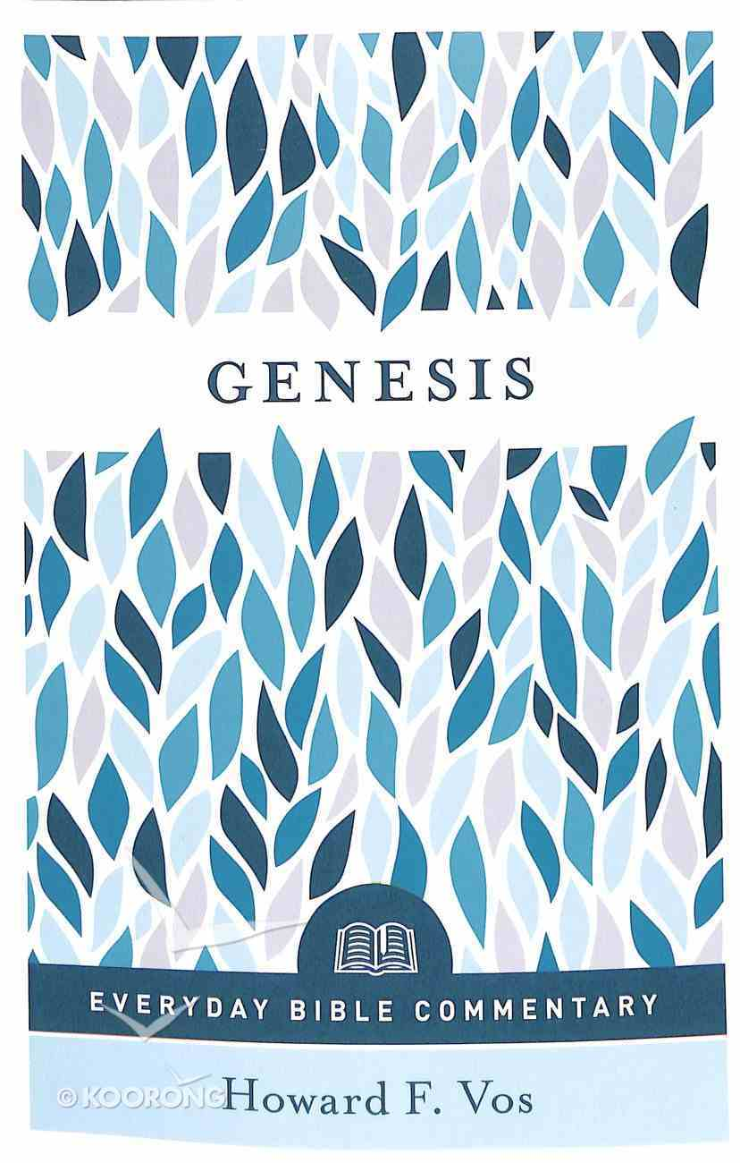 Genesis (Everyday Bible Commentary Series) Paperback