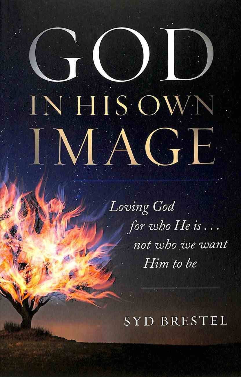 God in His Own Image: Loving God For Who He Is... Not Who We Want Him to Be Paperback