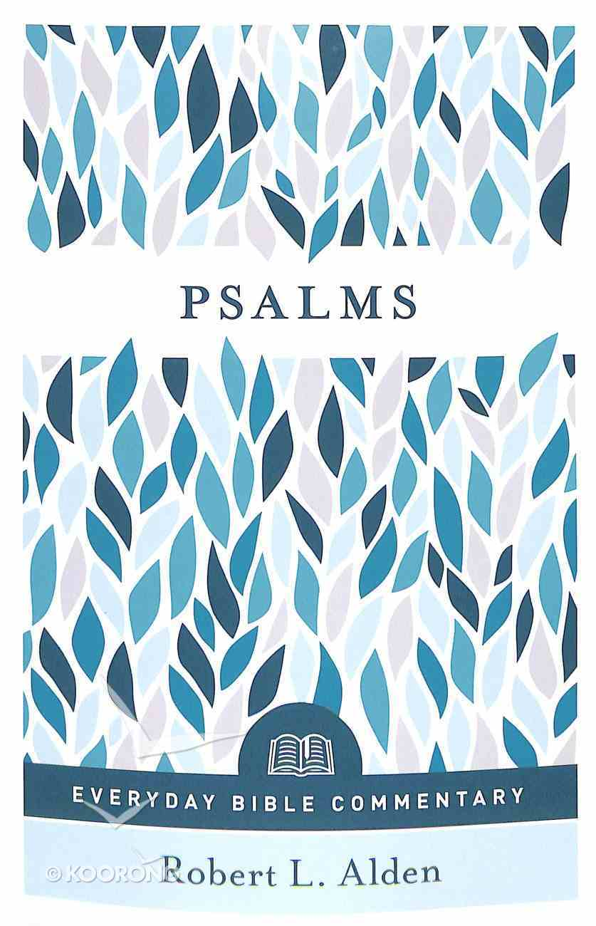Psalms (Everyday Bible Commentary Series) Paperback