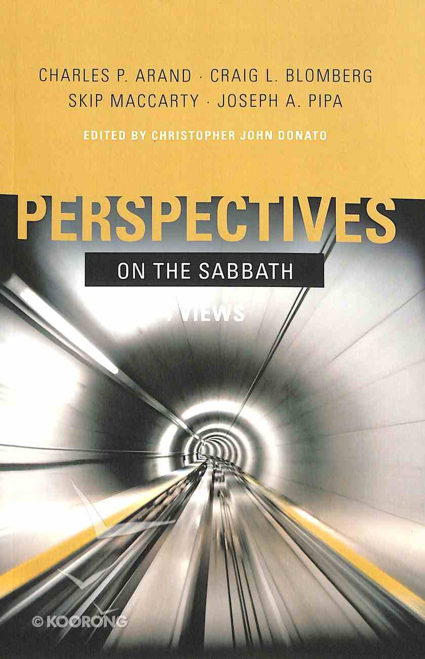 Perspectives on the Sabbath Paperback