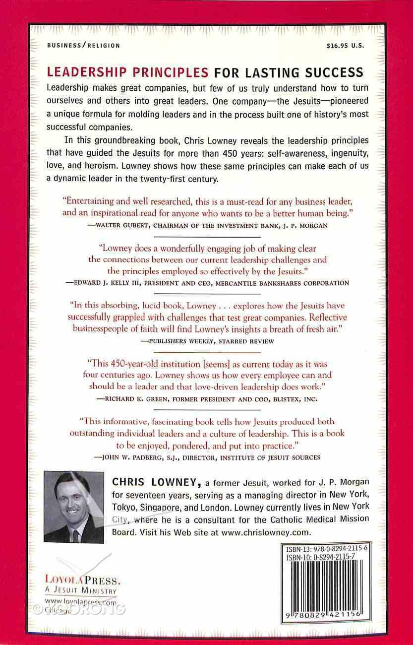 Heroic Leadership Paperback