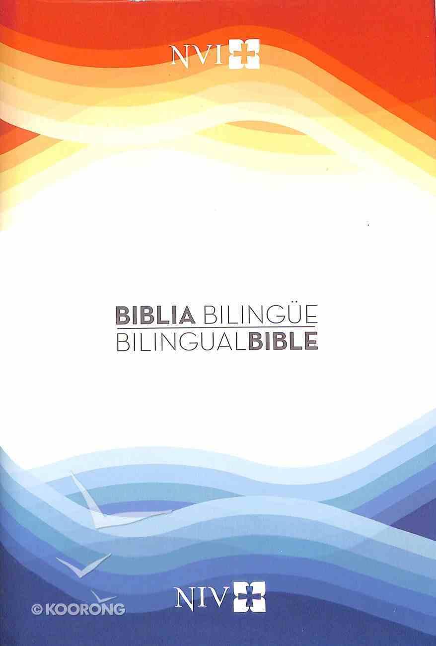 Nvi/Niv Biblia Bilingue (Red Letter Edition) Hardback