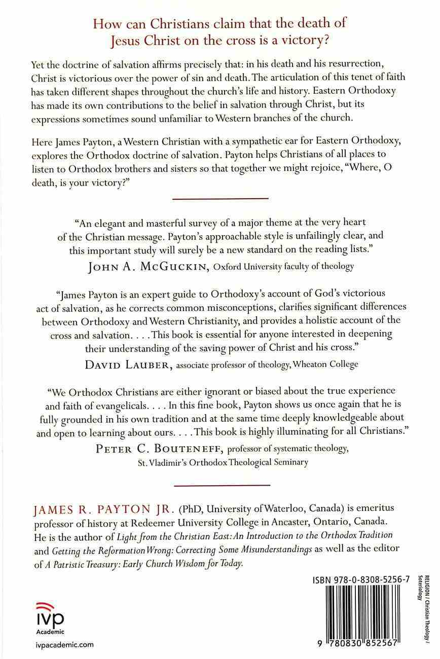 The Victory of the Cross: Salvation in Eastern Orthodoxy Paperback