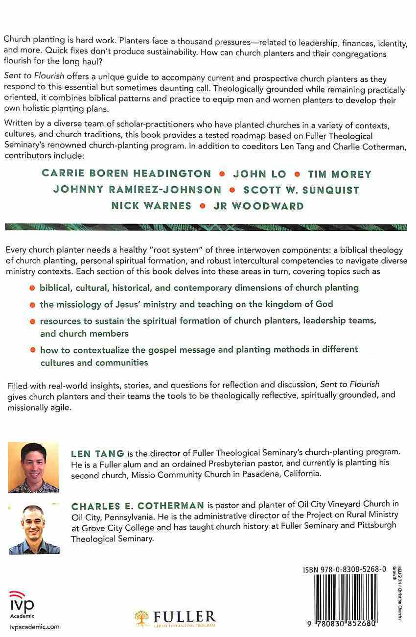 Sent to Flourish: A Guide to Planting and Multiplying Churches Hardback