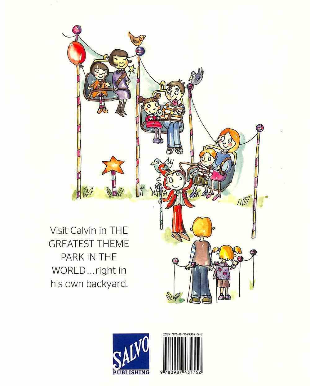 My Backyard Theme Park Paperback