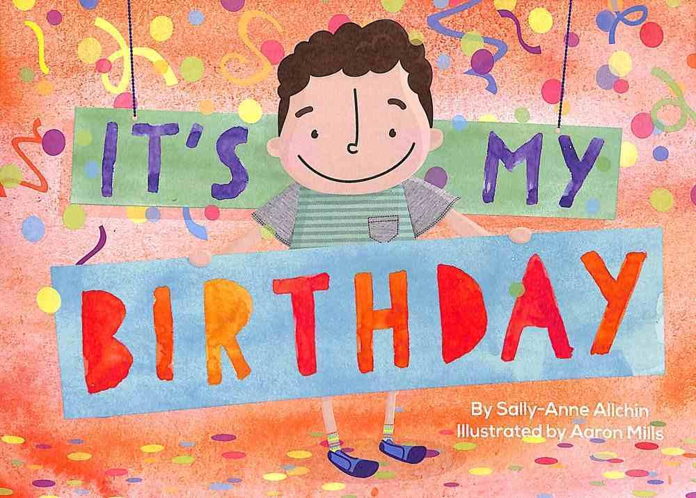 It's My Birthday Paperback
