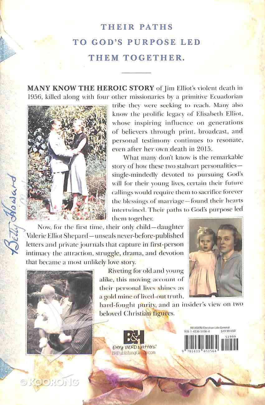 Devotedly: The Personal Letters and Love Story of Jim and Elisabeth Elliot Hardback