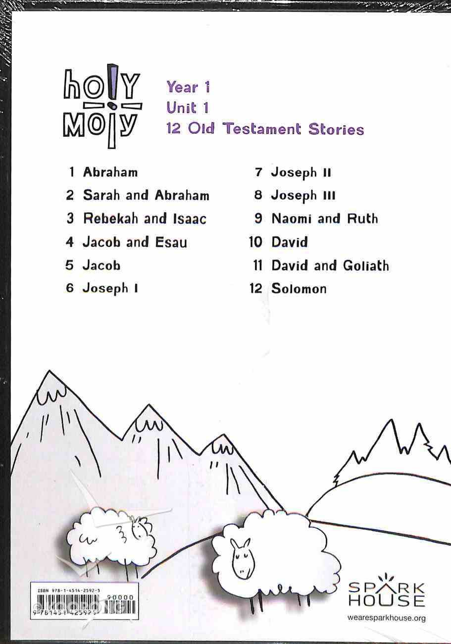 Hmoly Year 1 Unit 1 (Holy Moly Series) DVD