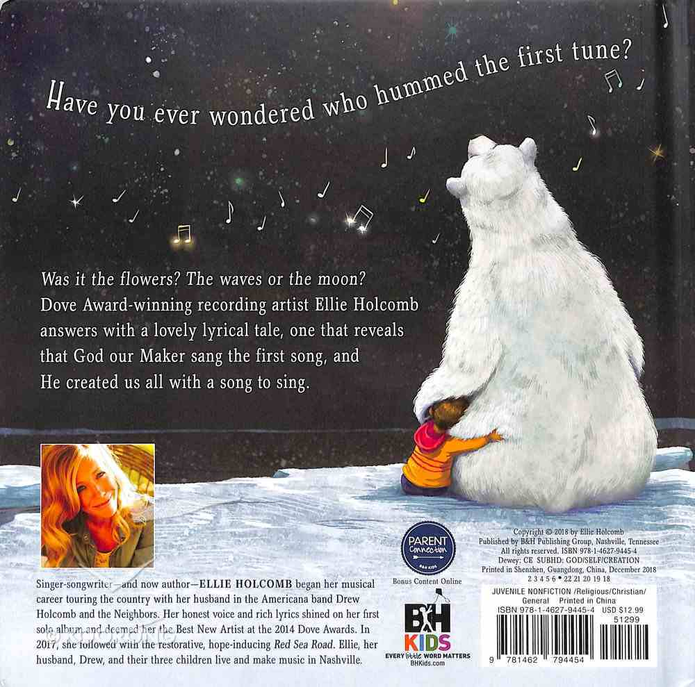 Who Sang the First Song? Board Book