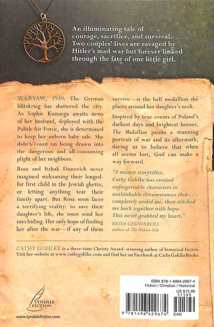 The Medallion Paperback