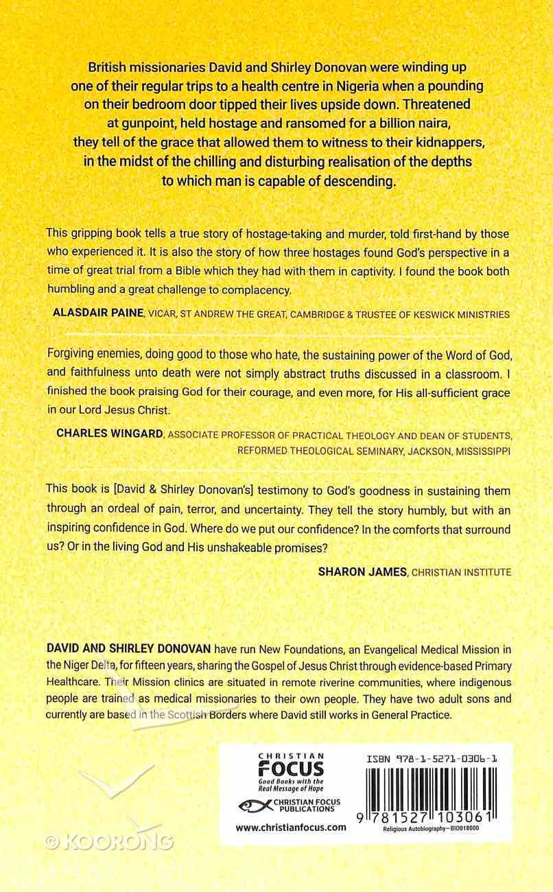 Counting the Cost: Kidnapped in the Niger Delta Paperback