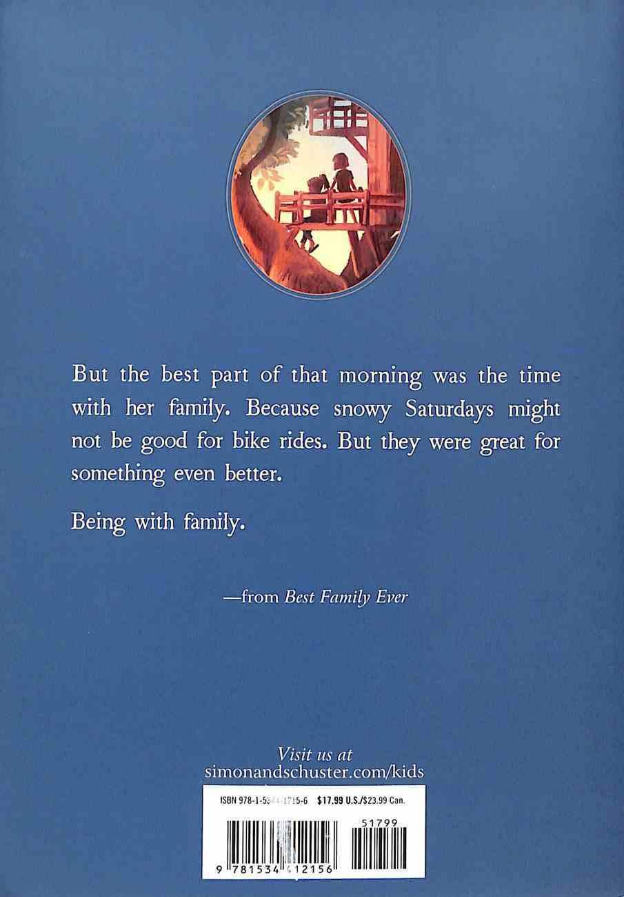 Best Family Ever (#01 in Baxter Family Children's Story Series) Hardback